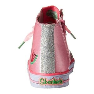 pretty nice 6312f 3267b Skechers Shoes - Skechers Girl Twinkle Toes  Shuffles High Top Shoe